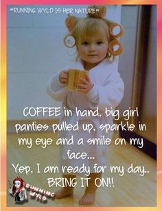 7 Spiritual Tips: Coffee Sayings Thoughts coffee lover pots.Coffee Sayings Thoughts coffee barista around the worlds. Cute Quotes, Great Quotes, Funny Quotes, Funny Humor, Memes Humor, Positive Quotes, Motivational Quotes, Inspirational Quotes, Funny Good Morning Quotes