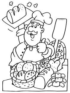 Preschool Coloring Pages, Cute Coloring Pages, Coloring Pages For Kids, Coloring Sheets, Coloring Books, Kindergarten Jobs, Boy Printable, Preschool Education, Art Drawings For Kids