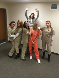 Costume idea teen halloween group of