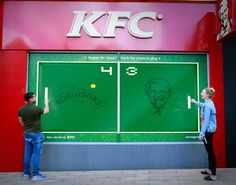 KFC - Wimbledon - Retail Focus - Retail Blog For Interior Design and Visual Merchandising