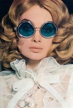 Jean Shrimption 60s Vogue