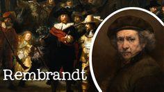 Rembrandt for Children: Art History Biography for Kids - FreeSchool