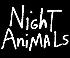 Night Animals fun on-line sound guessing game