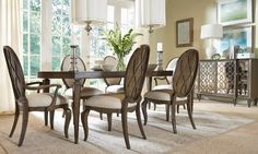 Broyhill Cashmera Dining Set, in store today!