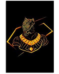 Black Panther King of Wakanda