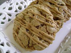 Café coffee cookies -- replace baking soda for baking powder for softer cookies :)