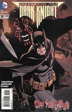 Legends of the Dark Knight # 10 DC Comics ( 2013 )