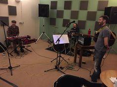Rehearsing at @factorystreet for next Friday's gig in Ripon. http://ift.tt/2AorDtd