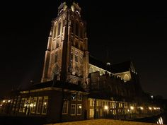 Yes, I played the carillons in the bell tower in this very church in the Nederland's! Tower Bridge, Holland, Explore, Places, Travel, The Nederlands, Viajes, Netherlands, The Netherlands