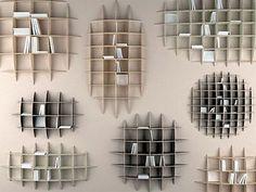 Libreros de pared