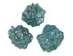 1.44 Ct Natural Loose Diamond Rough Natural Shape Blue Color 3 pcs N3176 #Narshihagemandjewels