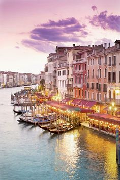 Five reasons to visit Venice ~ Sure Travel #Venice #GrandCanal #Italy