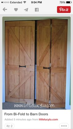 I Feel Like You Could Buy Cheep Doors And Lay Thin Wood Over Them To Get  This Look
