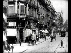 Brussel in 1909: Toto et sa soeur en bombe à Bruxelles