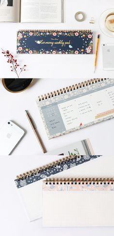 Harmony Weekly Desk Scheduler