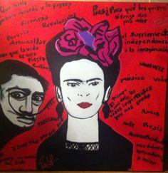 Frida and Dali