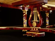 Bechstein: The C. Bechstein Sphinx Grand Piano