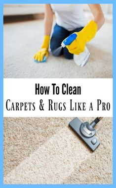 14 Clever Deep Cleaning Tips & Tricks Every Clean Freak Needs To Know Deep Cleaning Tips, House Cleaning Tips, Rug Cleaning, Diy Cleaning Products, Cleaning Solutions, Spring Cleaning, Cleaning Hacks, Cleaning Carpet Stains, Steam Cleaning
