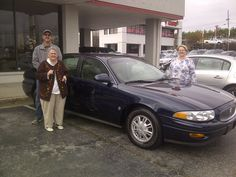 Maxine Taylor and Family 2003 Buick LeSabre