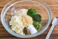 Homemade ranch seasoning mix the pioneer woman - what spices are in ranch d Homemade Ranch Dressing Mix, Homemade Ranch Dip, Homemade Ranch Seasoning, Ranch Seasoning Mix, Homemade Spices, Homemade Seasonings, Roasted Ranch Potatoes, Cooking Recipes, Healthy Recipes