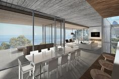 THERESA AVENUE   CAMPS BAY : PORTFOLIO : Greg Wright Architects - Architectural Firm in Cape Town, South Africa