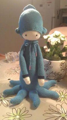 Lalylala octopus.
