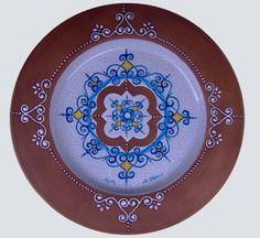 Decorative Plate in sizes 35cm, 43cm, 48cm
