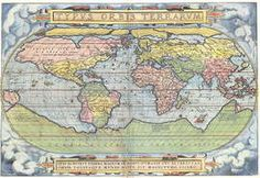 Ortelius' world map