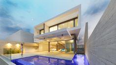 Casa playa Las Lomas B14, Lima PERU - Vértice Arquitectos