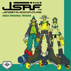 Image result for jet set radio future