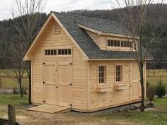 Amazing Shed Plans - Vermont Sheds and Barns Custom Built on site - vermont custom sheds Now You Can Build ANY Shed In A Weekend Even If You've Zero Woodworking Experience! Start building amazing sheds the easier way with a collection of shed plans! Backyard Storage Sheds, Storage Shed Plans, Backyard Sheds, Outdoor Sheds, Garden Sheds, Diy Storage, Storage Spaces, Wood Storage Sheds, Plan Garage