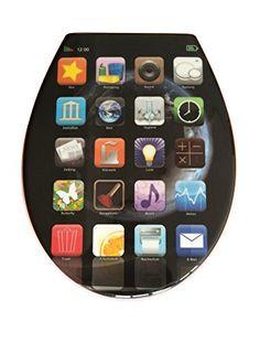 http://ift.tt/1NU7KNN ADOB Duroplast WC Sitz Klobrille Modell App mit Absenkautomatik zur Reinigung abnehmbar 59885 @salelase#