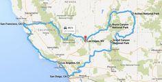 Südwesten der USA: Rundreise und Roadtrip Tipps urlaubpiraten