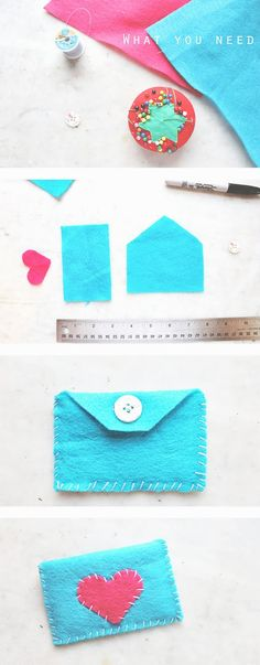 DIY Card holder