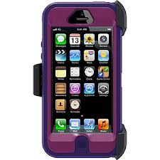 New OtterBox Defender Series Case for iPhone 5 with Holster-  Purple