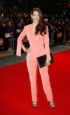 Actress Kalki Koechlin and director Shonali Bose attended the special screening of their movie Margarita, with a straw at London Film Festival. Bollywood News, Bollywood Fashion, Kalki Koechlin, London Film Festival, Hottest Photos, Peplum Dress, Actresses, Celebrities, January