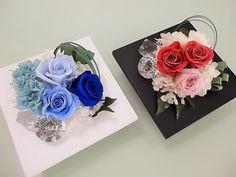 Preserved Flower Frame Arrangement