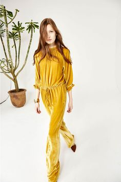 Ulla Johnson Fall 2016 Look Book