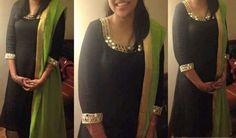 Mirror Work Blouse, Bollywood Fashion, Sari, Saree, Saris, Sari Dress