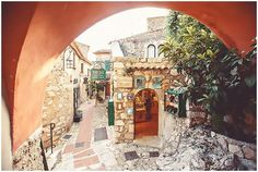 exploring Eze village | Image by Yana Photography