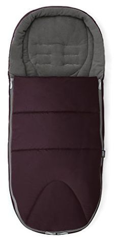 Cold Weather Plus Stroller Footmuff - Mulberry by Mamas and Papas