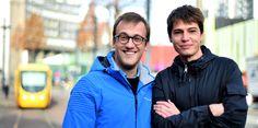 Guillaume Kling et Julien Di Giusto, le géomètre et le communicant, de Mulhouse à Cannes #Communication_Marketing