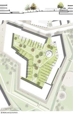 13-DELVA-Landscape-Architects-Urbanism-ION-WVI-ARA-BArchitecten-Suikerpark-Veurne-Deeluitwerking_Binnenwereld « Landscape Architecture Works | Landezine