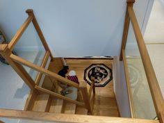 Bespoke Timber Staircase and Loft Stair Manufacturer Together with Stair Parts. Design Staircase Online using our StairBuilder - Instant Quote! Timber Staircase, New Staircase, Staircase Manufacturers, Bespoke Staircases, Loft Stairs, Glass Balustrade, Bath Caddy, Glass Panels, Ladder Decor