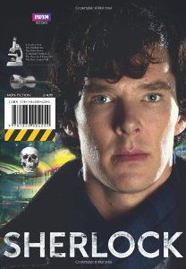 """""""Sherlock: The Casebook"""" by Guy Adams in hardback. Coming soon in a US paperback edition called """"The Sherlock Files: The Official Companion to the Hit Television Series"""" which makes no sense. Amazon UK will ship it to US."""