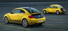 """Er ist zurück, der """"Gelb-Schwarze Renner"""" - diesmal als Beetle GSR"""