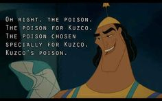 Really, they have a magical way with words. | 24 Reasons Yzma And Kronk Are The Best Disney Characters Ever