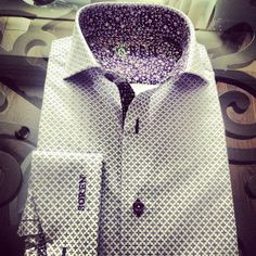 It's all in the details. Custom made shirts by Soren Custom