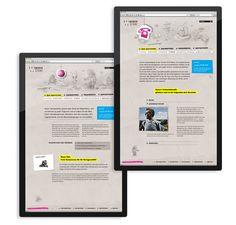 Web-Design Merchstore.
