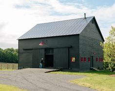 When you imagine a barn, what comes to mind? It's most likely a red, wooden building with a gambrel roof—but today, they've come a long way from simply being an expected element of farm living.